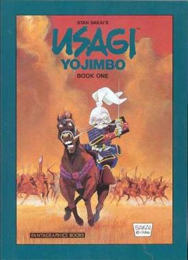 usagi-yojimbo-vol-1